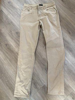 Charles Vögele Stretch Jeans light brown