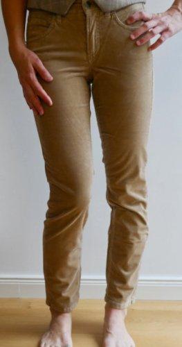 hellbraune Kordhose von Cambio Jeans - Vintage Edition