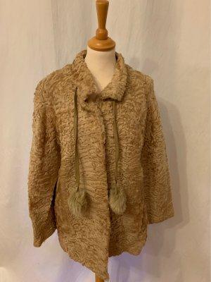 Pelt Jacket beige-light brown