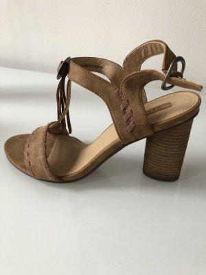 Esprit Strapped Sandals light brown