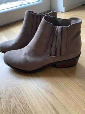 b.p.c. Bonprix Collection Slip-on laarzen veelkleurig