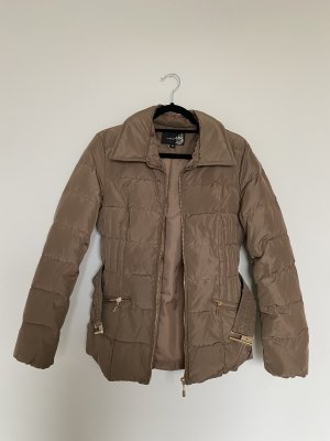 Attentif Winter Jacket light brown-gold-colored
