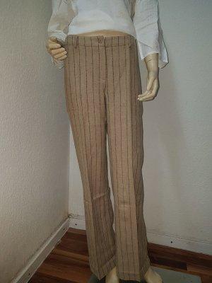 Eddie Bauer Pantalone di lana sabbia-marrone chiaro