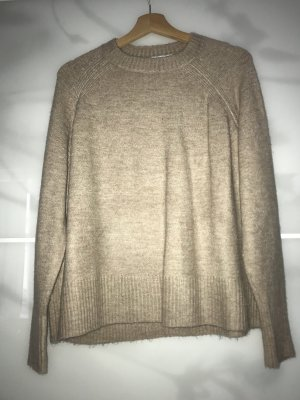 Hellbrauner Pullover