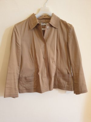 Private Label Ladies' Suit light brown cotton