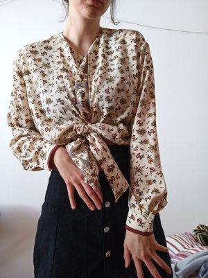 no name Oversized blouse veelkleurig