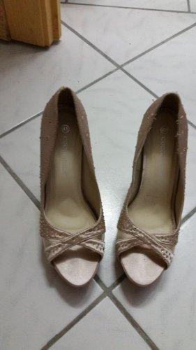 Helle Damen Schuhe Pumps