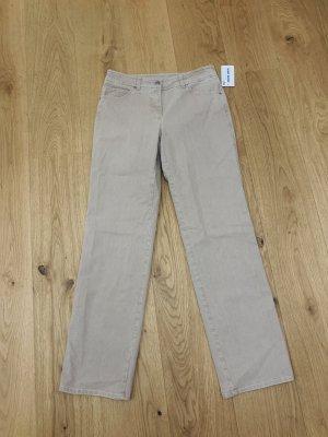 Helle Gerry Weber Jeans - NEU m Etikett gerades Bein regular Gr. 38/M