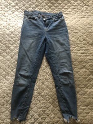Vero Moda Pantalone a vita bassa blu neon
