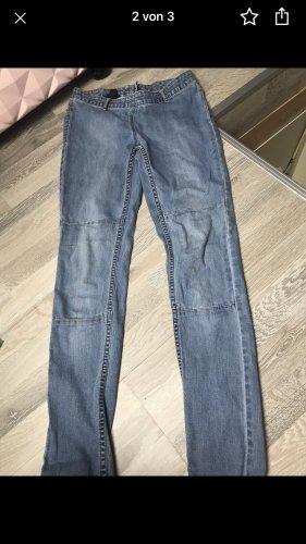 Helle Jeans Hose von H&M