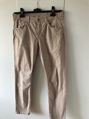 Mac Jeansy z prostymi nogawkami Wielokolorowy