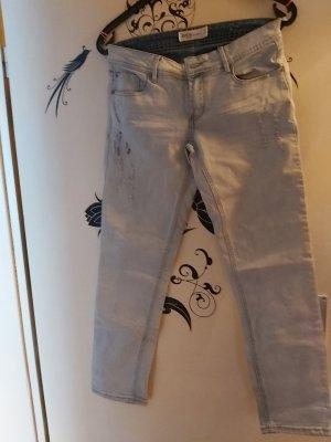 Helle Jeans wie neu