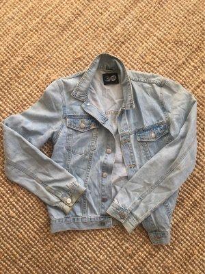 Cheap Monday Denim Jacket pale blue
