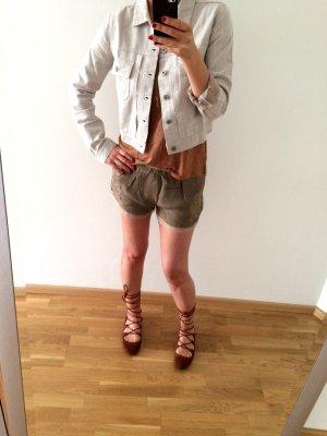 Adriano Goldschmied Denim Jacket natural white-beige