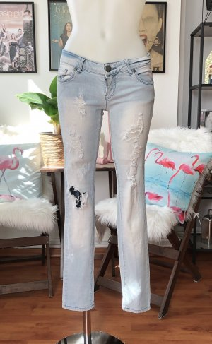 Helle Only Skinny Cut Out Jeans S