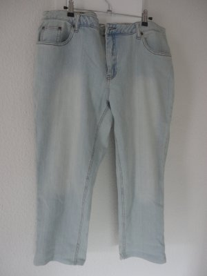 Helle Stretchjeans in Gr. 46