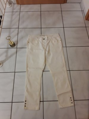 Gina Slim Jeans primrose-pale yellow