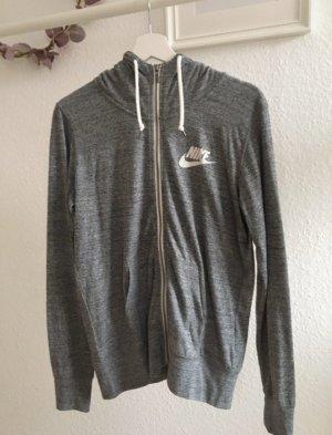 Nike Sports Jacket light grey-grey
