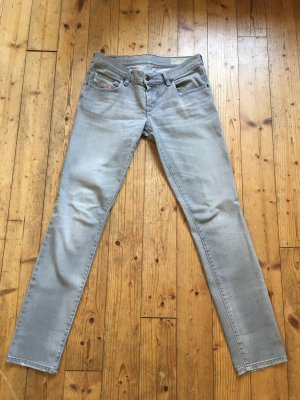 hellgraue Jeans Diesel
