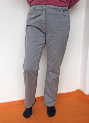 Cecil Pantalon cinq poches gris polyester