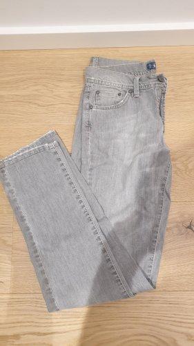 Hellgraue Jeans von Jaggy in Größe 25