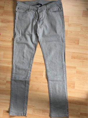 Hellgraue Levi's Jeans
