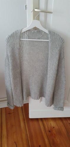 Pimkie Cardigan a maglia grossa grigio chiaro