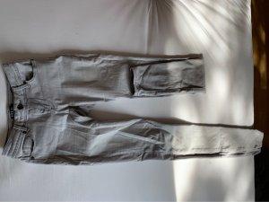 Cars Jeans Skinny Jeans light grey cotton