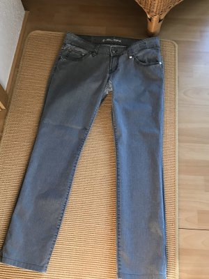 Campus by Marc O'Polo Straight Leg Jeans grey-light grey