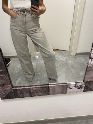 BDG Baggy Jeans light grey