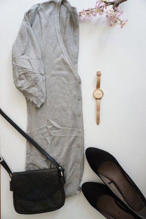 3suisses Cardigan a maniche corte grigio chiaro