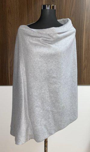 Tchibo / TCM Poncho grigio chiaro
