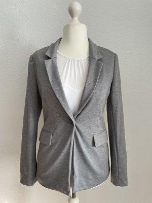 Primark Blazer sweat gris clair-gris