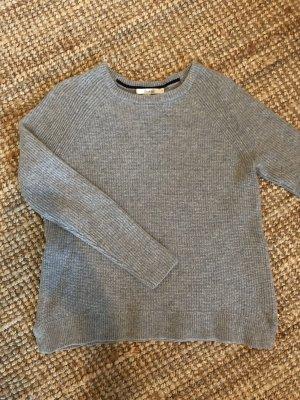 Boden Pull en laine gris clair