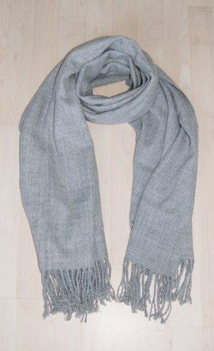 Only Woolen Scarf light grey