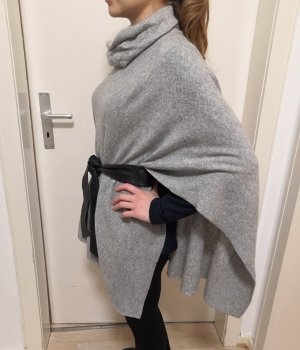 Bailly Diehl Cape gris clair-gris