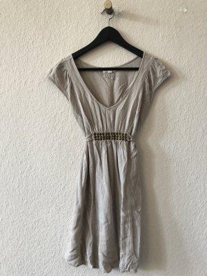 Rip curl Letnia sukienka jasnoszary-brąz