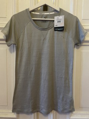 Puma Camisa deportiva gris claro