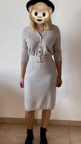 Stefanel Knitted Dress multicolored