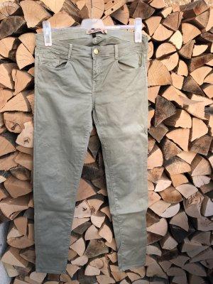 Zara Trafaluc Five-Pocket Trousers multicolored