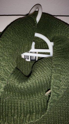 Hellgruner Pullover