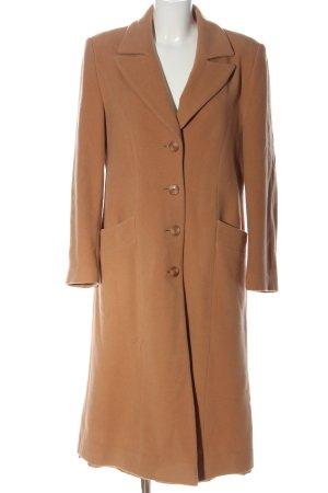 Helline Manteau long brun style décontracté