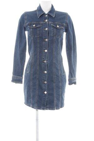 Helline Jeanskleid blau Casual-Look