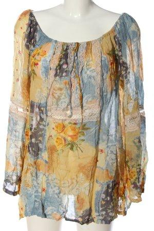Helline Langarm-Bluse