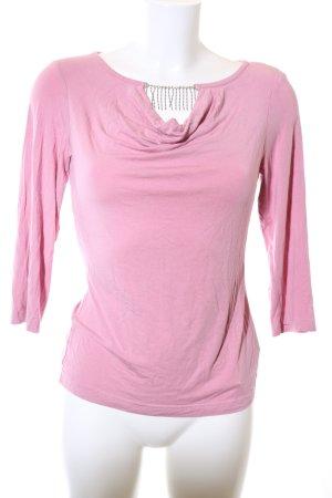 Helline Longsleeve pink Casual-Look