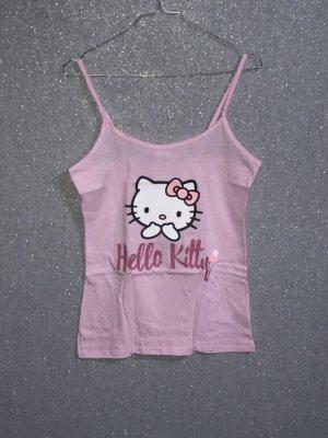 Hello Kitty Damen Unterhemd, T-Shirt in M Neu
