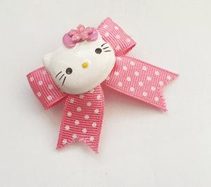 Spilla per capelli rosa-rosa pallido