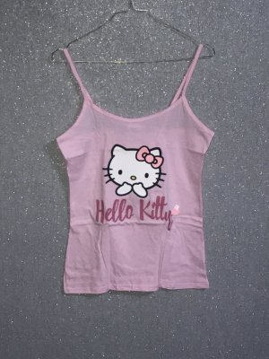 Hello Kitty Unterhemd, T-Shirt in S Neu