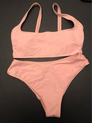 SheIn Bikini różany