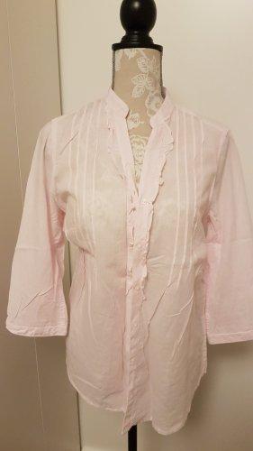 Lerros Blouse à manches courtes rose clair